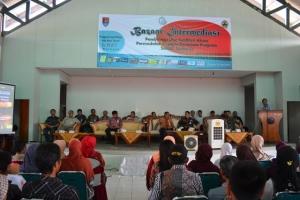 Bazar Intermediasi di Balai Pertemuan Nelayan PPS Cilacap, Selasa (10/06/2014)